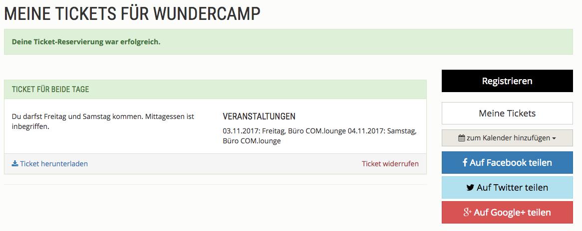 Camper-Blog - Barcamps leicht gemacht